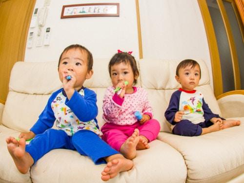 子供 パジャマ