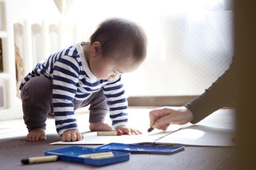 赤ちゃん コミュニケーション