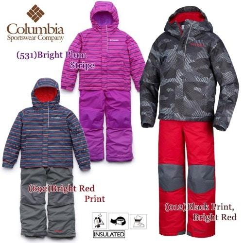 コロンビア ユース バガセット【110cm120cm】【スキーウェア】