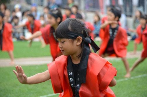 日本の文化に触れて体験