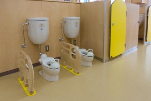 保育園 トイレ