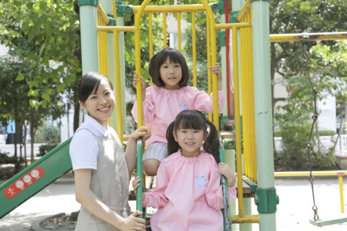 保育園 子供たち