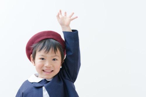 幼稚園、保育園 あいさつ