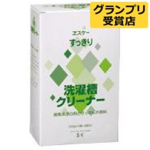 エスケー石鹸 すっきりシリーズ 洗濯槽クリーナー(500g*2コ入)