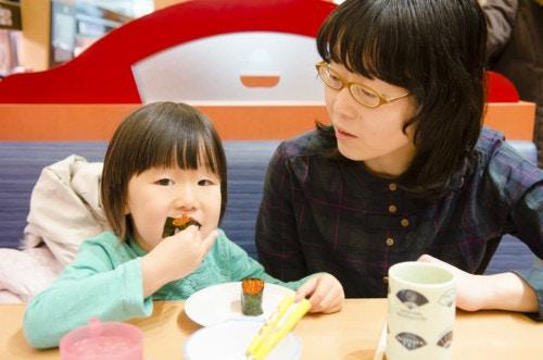 寿司 子供