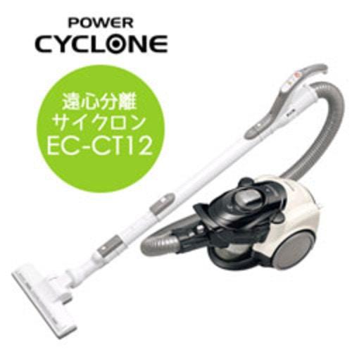 シャープサイクロン式掃除機EC-CT12-C