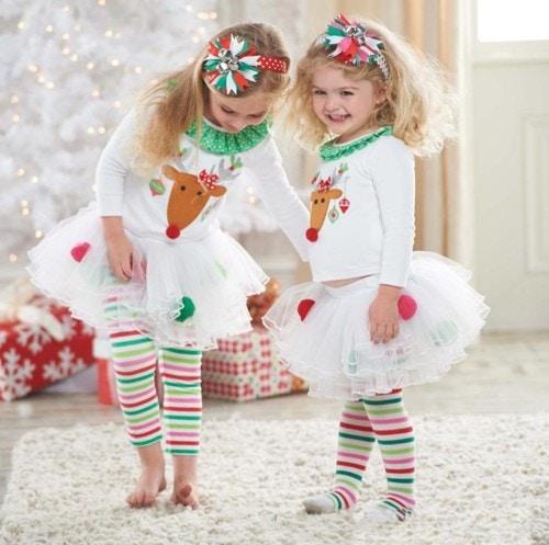 子供服 コスプレ衣装 サンタワンピース 女の子