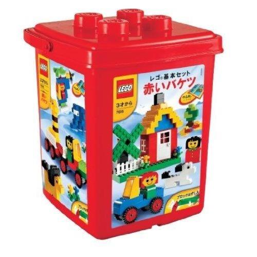 レゴ (LEGO)基本セット赤いバケツ