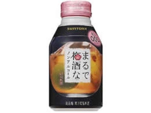 サントリー/まるで 梅酒なノンアルコール 缶 280ml