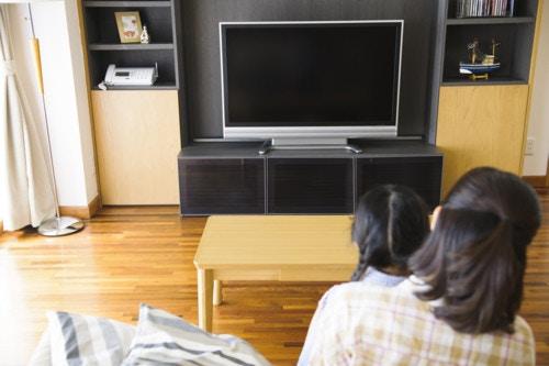 テレビ 親子