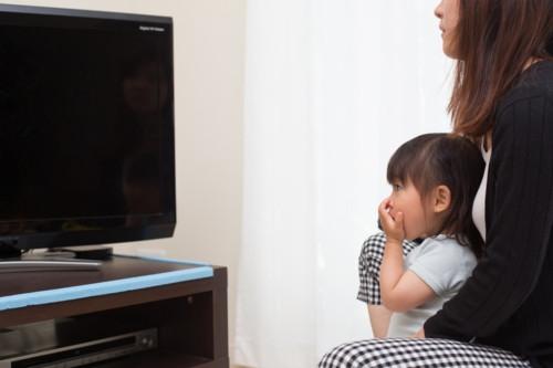 テレビ 幼児