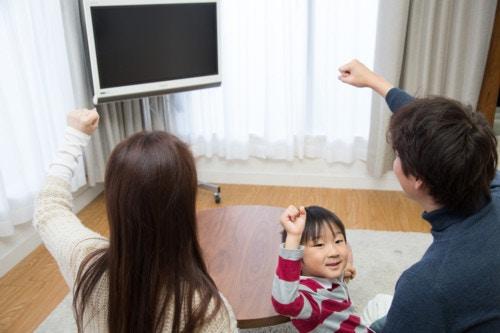 テレビ 鑑賞 子供