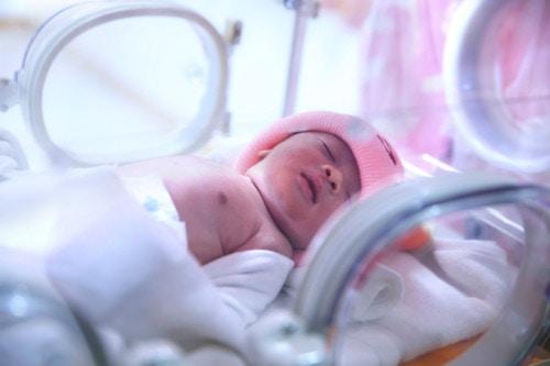 母親 新生児