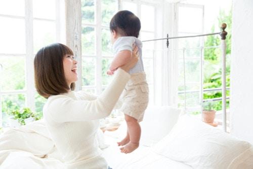 ママ 赤ちゃん 生活 日本