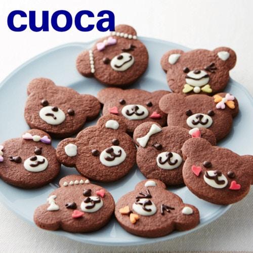 cuoca HAPPYくまちゃんクッキー
