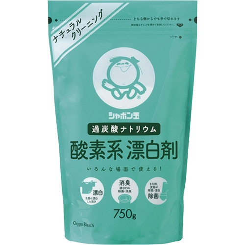 シャボン玉石けん シャボン玉 酸素系漂白剤 750g
