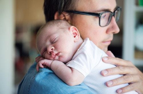 父親 新生児