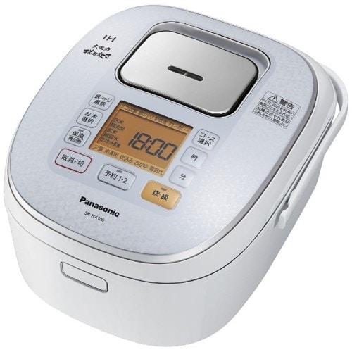 パナソニック IH炊飯ジャー 「大火力おどり炊き」SR-HX106