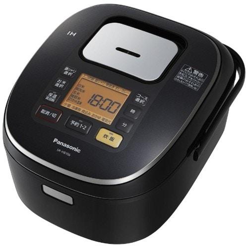 パナソニック IH炊飯ジャーSR-HB106-K