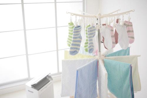 洗濯物 干す