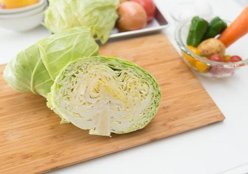 まな板 野菜