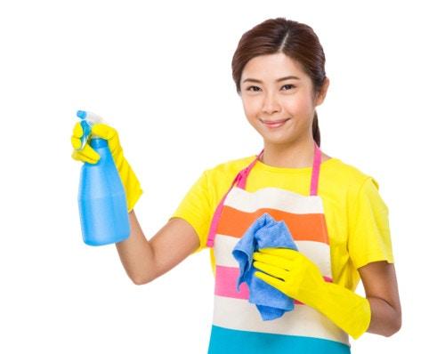 スプレー 掃除