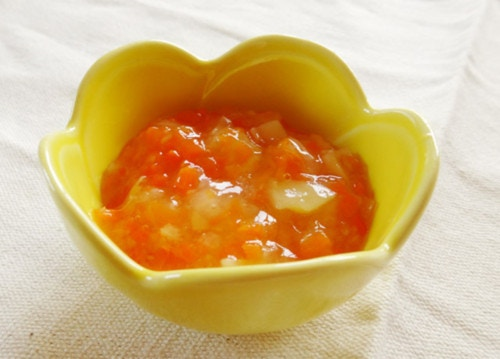 魚と野菜のスープ煮