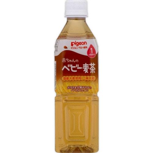 ピジョン ベビー麦茶 500ml