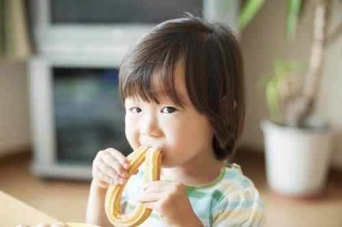 子供 おやつ 日本