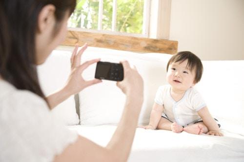 カメラ 赤ちゃん