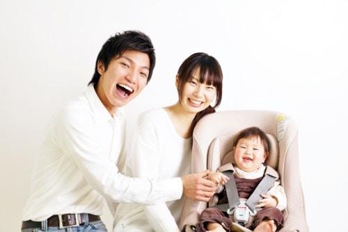 家族 笑う