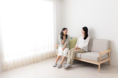女性 会話