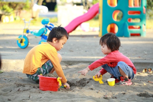 子供達 日本