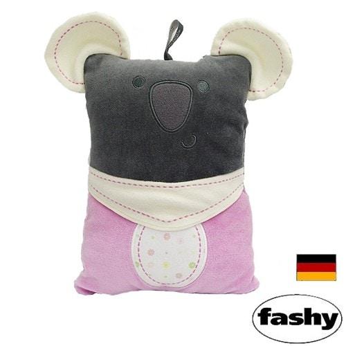 ファシー(FASHY)湯たんぽ ドイツ製 ぬいぐるみ 湯たんぽ コアラフェイス
