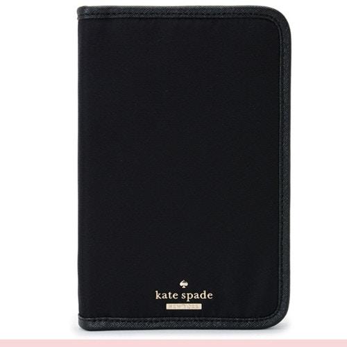 ケイト・スペード kate spade NEW YORK クラシック ナイロン アレクシー ブラッグ ブック アレクシーが自慢する母子手帳ケース CLASSIC NYLON ALEXI BRAG BOOK ブラック BLACK