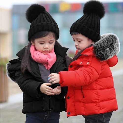 防寒アウター 中綿 韓国子供服