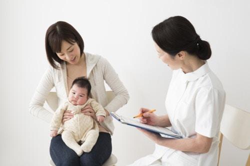 赤ちゃん 健診
