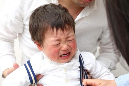 赤ちゃん 不安