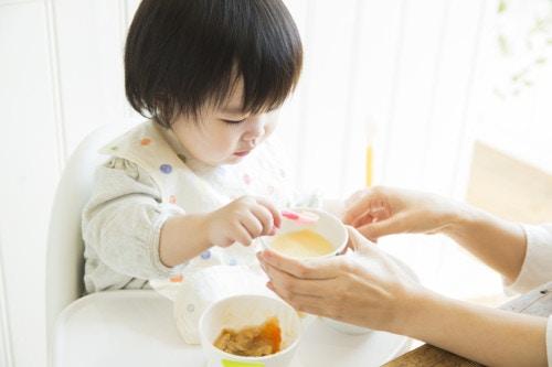 1歳 日本 食事
