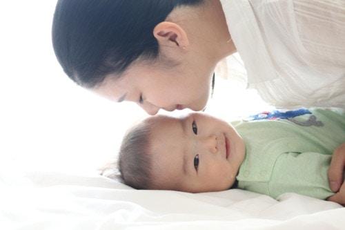 ママ 赤ちゃん 日本