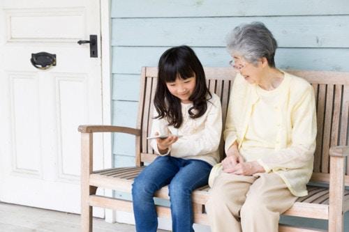 おばあちゃん 家