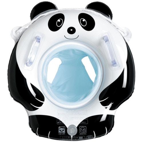パンダのベビー 浮き輪
