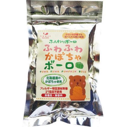 辻安全食品 ふわふわかぼちゃボーロ(70g)