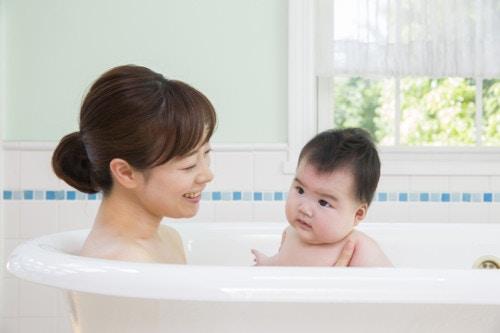 ママ お風呂