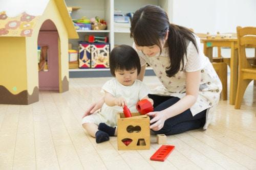 ママと子供 おもちゃ