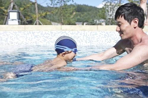 子供 水泳