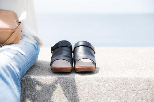 ジーパン 靴