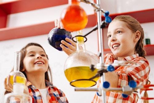 子供 実験