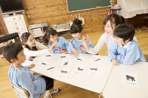 学習 保育園