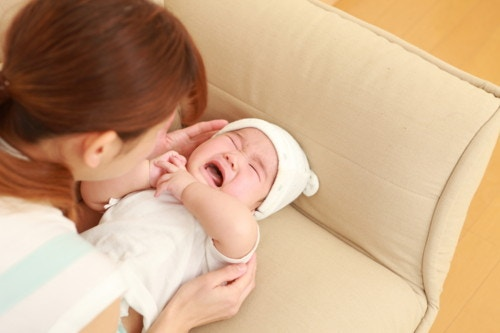 赤ちゃん ママ